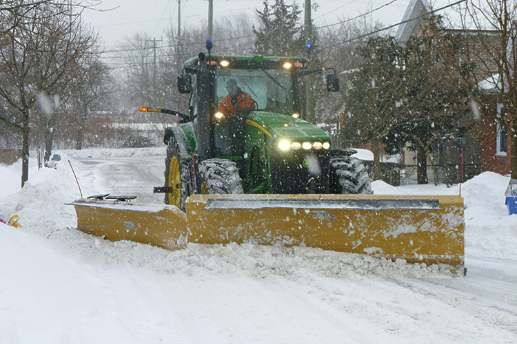 Snow Removal And Snowplow Equipment Rentals Ontario Canada